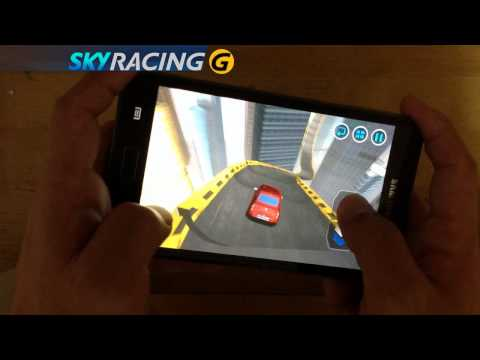 SkyRacing G - play movie