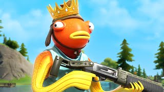 THE FISHY CHALLENGE IN FORTNITE!