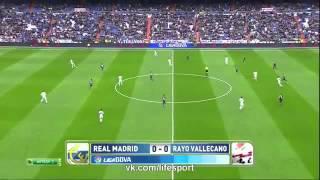 Real Madrid - Rayo Wellkano 10-2  крупный счёт Реала