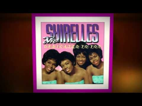 THE SHIRELLES look away
