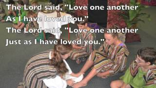Songs for Holy Week and Easter #2 Love One Another