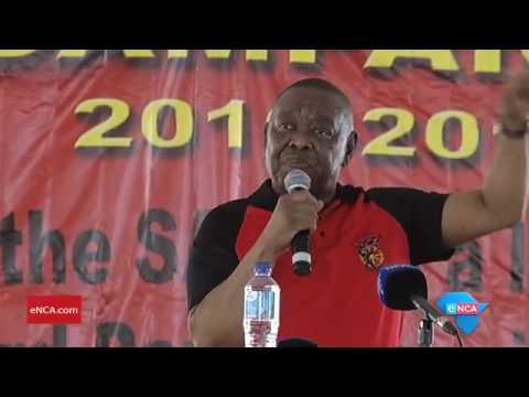 Nzimande speaks about motives behind Hawks' investigations