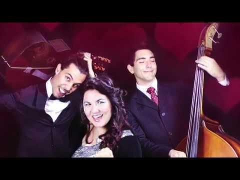 MUSICA MATRIMONIO ROMA - TRIO SWING RIVIERA