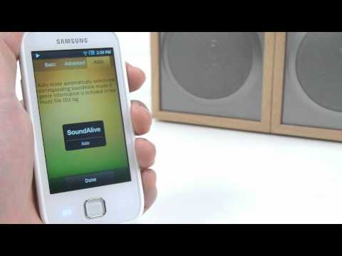 New Samsung Galaxy Player 50 Android Device