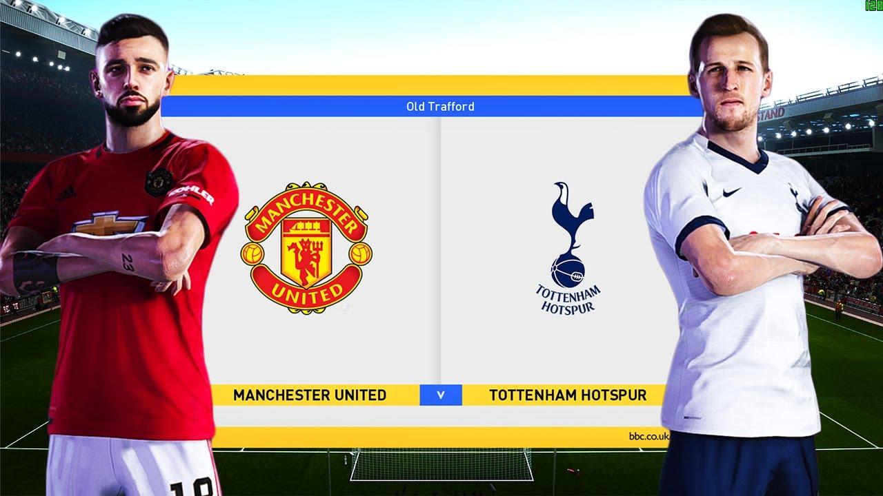 Download Manchester United vs Tottenham 19 June 2020 Prediction