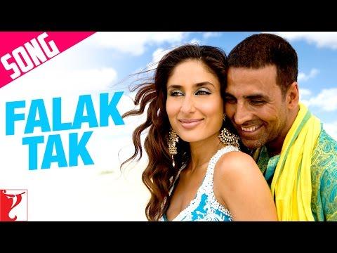 Falak Tak Song  Tashan  Akshay Kumar  Kareena Kapoor  Udit Narayan  Mahalaxmi Iyer