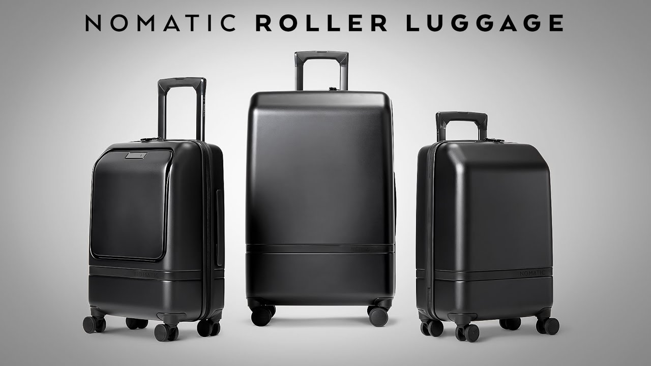 37d9b0bbd The NOMATIC - World's Best Roller Luggage - Origigy