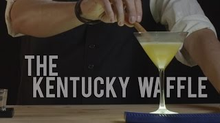 How To Make The Kentucky Waffle - Best Drink Recipes