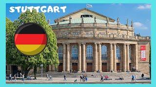 STUTTGART: A walking tour of GERMANY