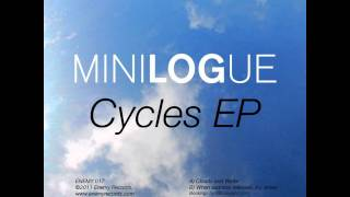 Minilogue - Clouds And Water (Original Mix)