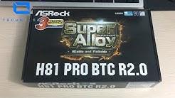 Motherboard for 6 GPUs?? - Asrock H81 Pro BTC R2.0