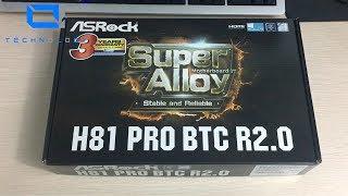 ASRock H81 Pro BTC R2.0 Alaplap