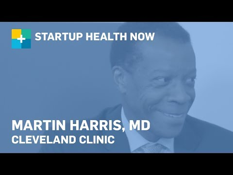 A Forward-thinking Approach to Health IT: Dr. Martin Harris, Cleveland Clinic  NOW #132