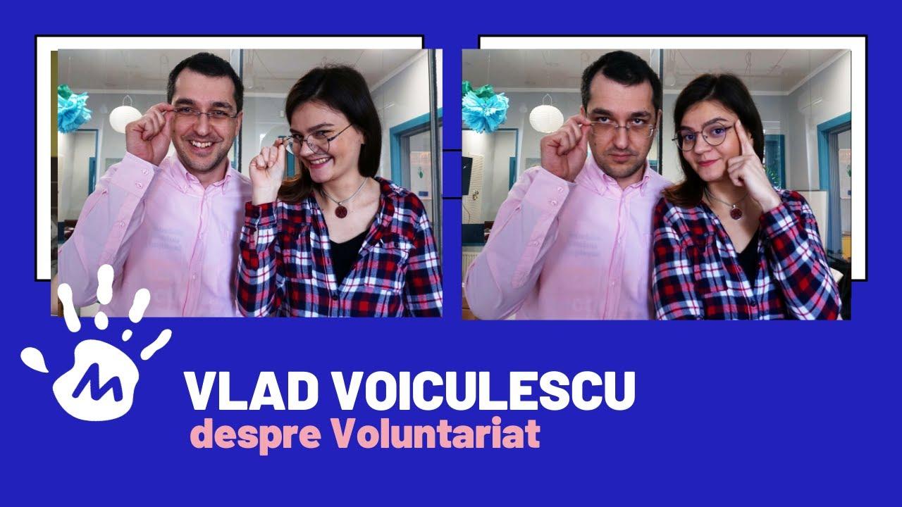 Voluntariatul prin ochelarii lui Vlad Voiculescu #MagiCAMP