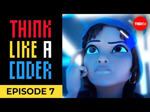 Video image: The Tower of Epiphany | Think Like A Coder, Ep 7