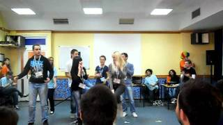 ext. Valjevo Roll Call NLDS 2011