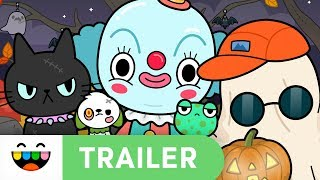 PRESS PLAY… IF YOU DARE 😳 | Haunted House Trailer | Toca Life: World