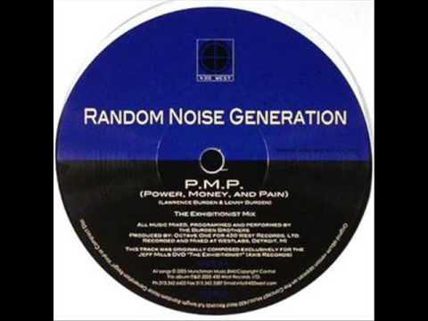 Random Noise Generation - P.M.P. (The Exhibitionist Mix)