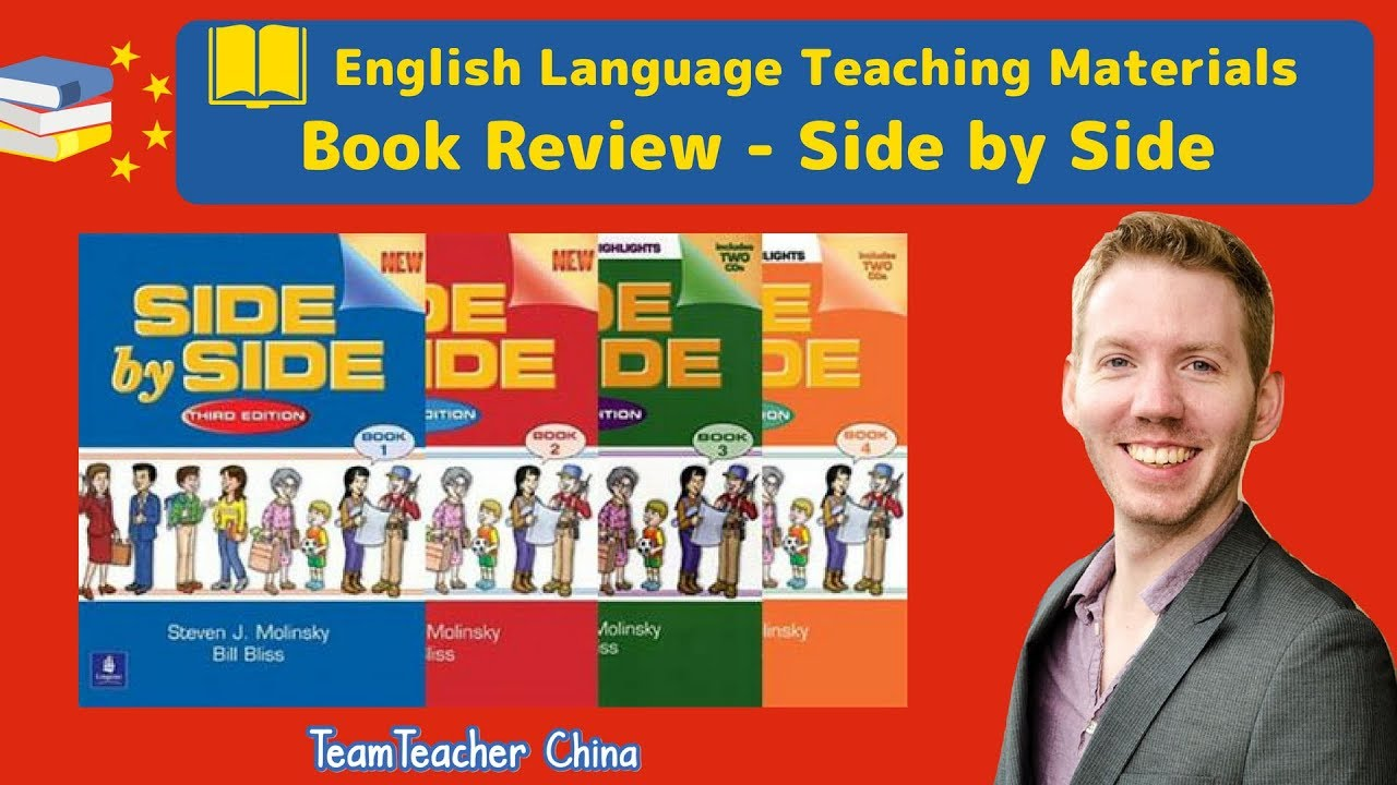 Side By Side English Book