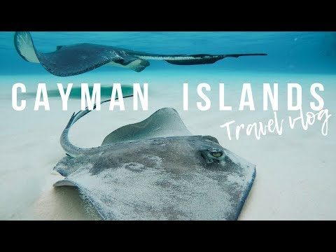 CAYMAN ISLANDS TRAVEL VLOG | AN AMAZING TRIP TO THE CAYMAN ISLANDS