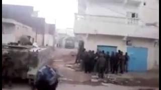 تونس.. مقتل مسلحين اثنين ومدني في مداهمة بمدينة القصرين