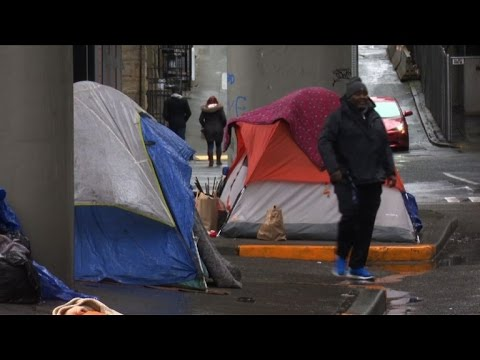 Homelessness remains major problem in Seattle