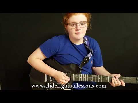 Slidell Guitar Lessons - SOTM June 2018