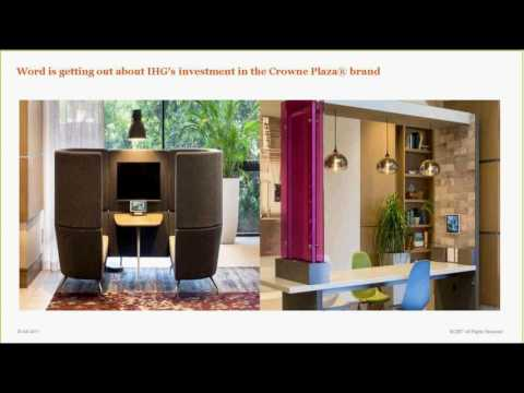 THOR in 4: IHG, InterContinental Hotels Group