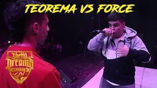 TEOREMA VS FORCE   GDL INTERNACIONAL   BATALLA DE EXHIBICION MTY