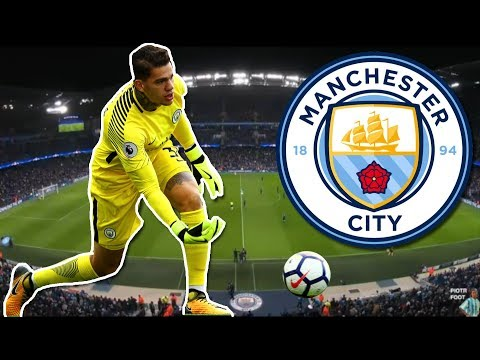 The Perfect Goalkeeper For Man City  Ederson Analysis