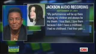 Interview with Jermaine Jackson on the trial of Conrad Murray. ( Sub Ita)