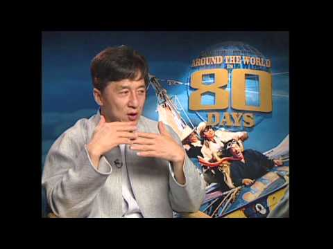 Around The World In 80 Days: Jackie Chan & Steve Coogan Exclusive Interview