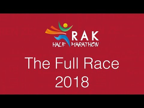 The Full Race International Broadcast 2018