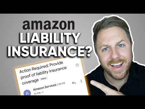 How To Get Amazon Liability Insurance For ALL Amazon Sellers | Everything You Need To Know