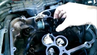 [Solved] Chevy Blazer Fuel Injector Leak