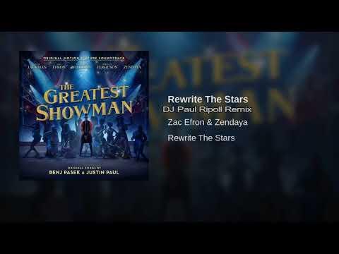 Zac Efron & Zendaya-Rewrite The Stars (DJ Paul RipollRemix)