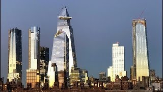 New York's Surreal $20 Billion Hudson Yards Project | Phase 1 Completed in 2019