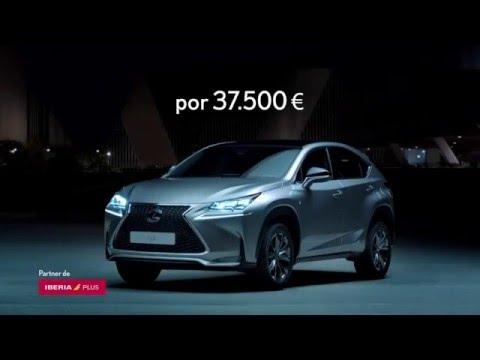 Canción anuncio Lexus NX 300h Híbrido 2
