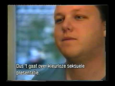 Pixies.- Black Francis interview & Tame (VPRO Onrust 1989)