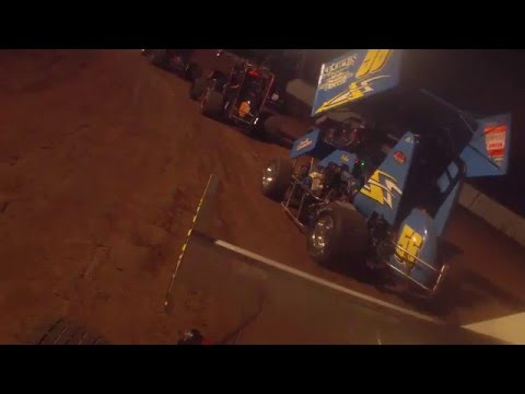 Path Valley speedway 600 micro 20 lap feature 3/26/16