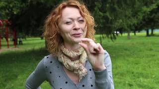 """Comedy Woman (video for casting) - 3'10"""""""
