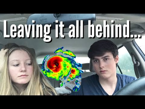 Evacuating Our Home | Hurricane Michael | Teen Mom Vlog