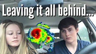 Evacuating Our Home | Hurricane Michael | Teen Mom Vlog