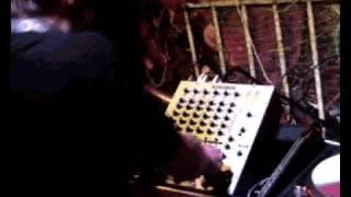 DJ Tendraw @ House of Doll, Trash City, Glastonbury, 2009