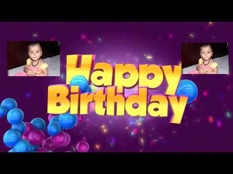 Birthday song || Aditi Birthday