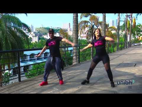 Novo - Laura Pausini ft Simone e Simaria - Unibhfit TV - Coreografia - Dance