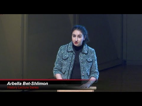 A History of Dissent and the Arab Spring - 2018 History Lecture Series