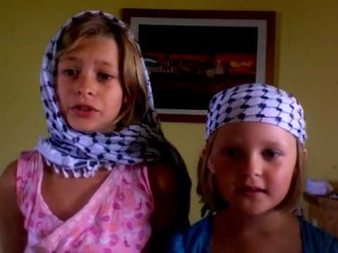 Children Intifada: European children singing for freedom in Palestine