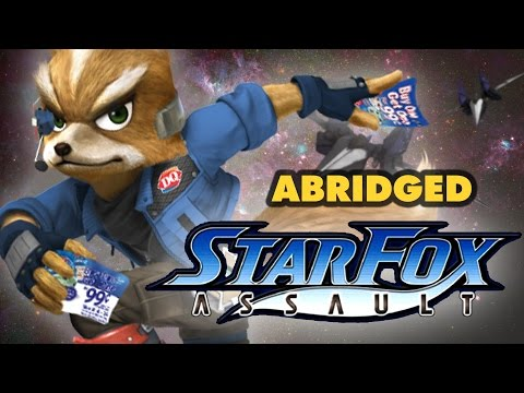 Star Fox Assault – Abridged