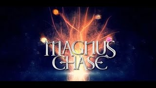 Magnus Chase: The Sword of Summer Trailer HD (FANMADE)